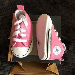 Converse infant shoes Size 2